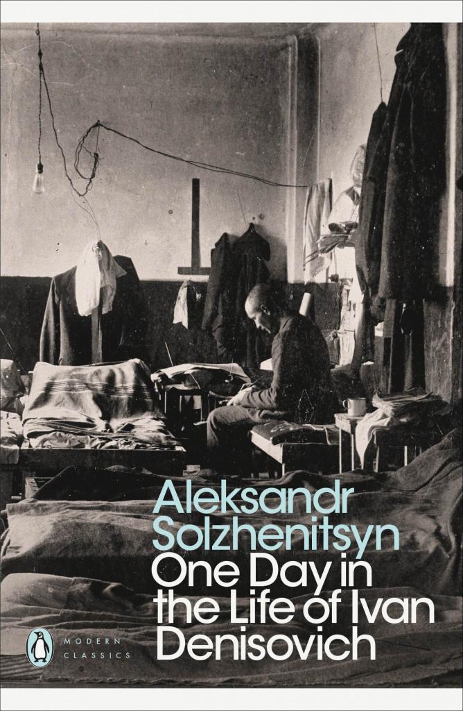 Το «Μια μέρα από το ζωή του Ιβάν Ντενίσοβιτς» από τις εκδόσεις Penguin.