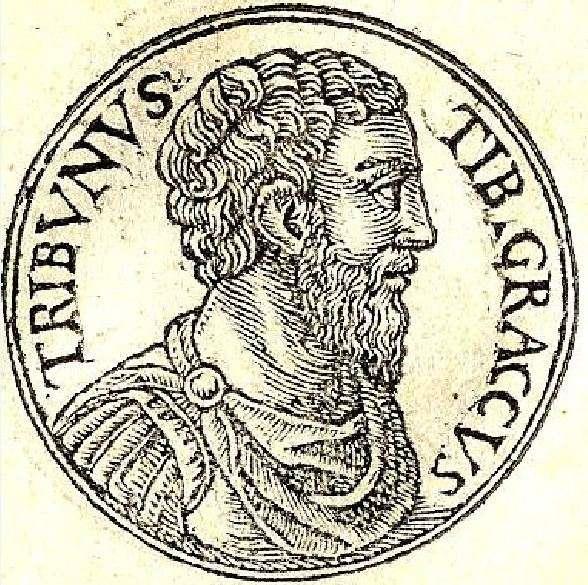 Ο Τιβέριος Σεμπρόνιος Γράκχος (λατινική γλώσσα: TI•SEMPRONIVS•TI•F•P•N•GRACCVS, 163 π.Χ. - 133 π.Χ.) ήταν πραίτορας και ύπατος της Αρχαίας Ρώμης.