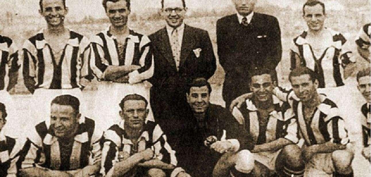 Ανήμερα της επετείου του «ΟΧΙ» ο Ερασιτέχνης ΠΑΟΚ ετοίμασε ένα αφιέρωμα στους ποδοσφαιριστές Νίκο Σωτηριάδη και Γιώρο Βατίκη, που θυσιάστηκαν στο μέτωπο υπερασπιζόμενοι την πατρίδα.