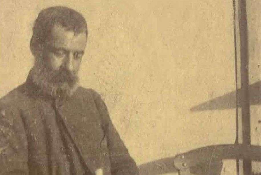 Κωστής Παπαγιώργης: Ο πότης Αλέξανδρος Παπαδιαμάντης