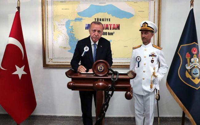 «Τροφή» για την τουρκική «γαλάζια πατρίδα» οι εξελίξεις με τη Συρία.