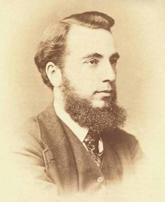 Ο πεζογράφος Δημήτριος Βικέλας, πρώτος πρόεδρος της ΔΟΕ.