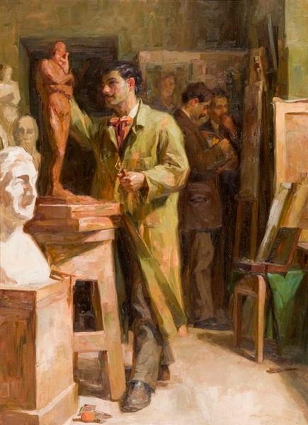 Γιώργος Γουναρόπουλος (1889-1977).