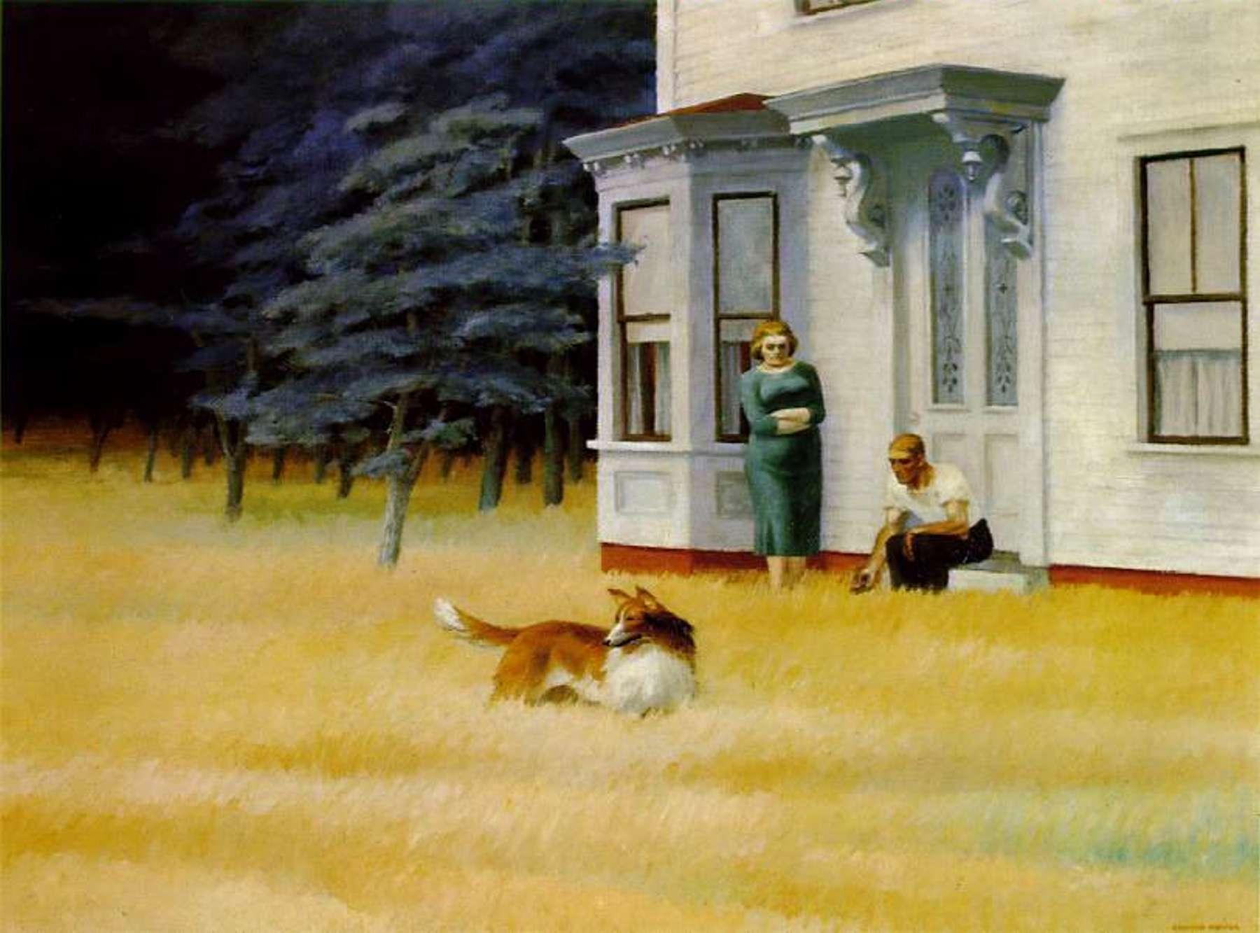 Έντουαρντ Χόπερ. Edward Hopper (1882 – 1967)