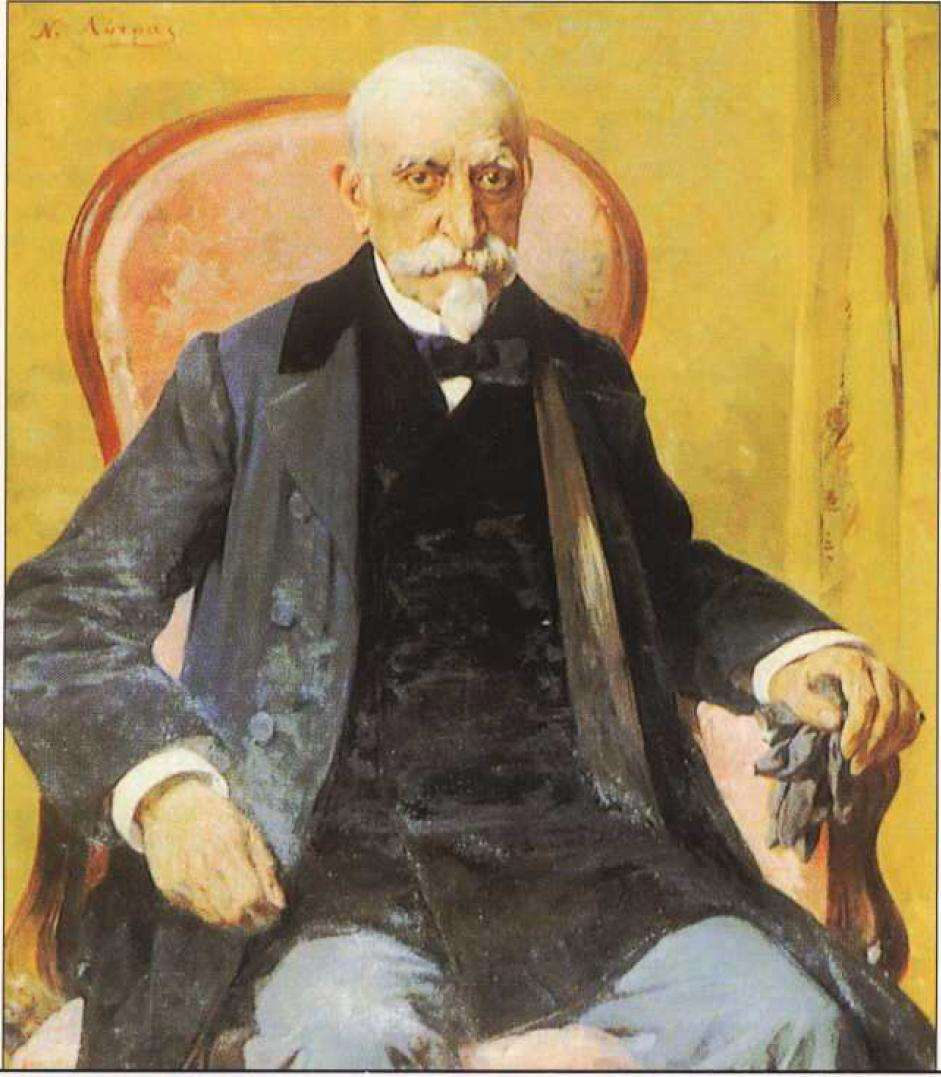 Ο Παύλος Καλλιγάς (1814-1896). Νικηφόρος Λύτρας.