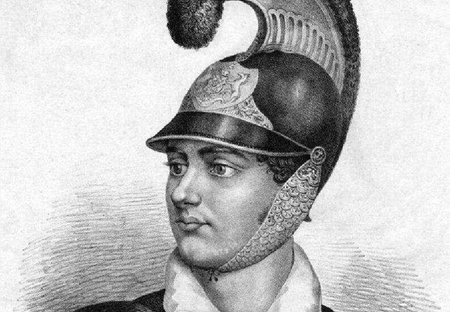O λόρδος Μπάιρον  (1788 - 1824)