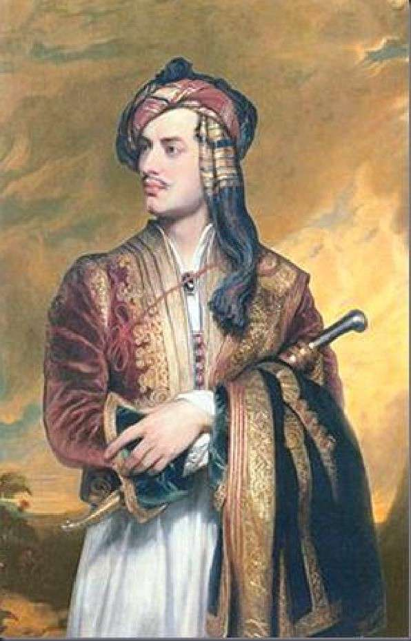 Στην διάρκεια της επανάστασης πάντως η μορφή του George Gordon Byron επισκιάζει όλους τους άλλους Βρετανούς φιλέλληνες.