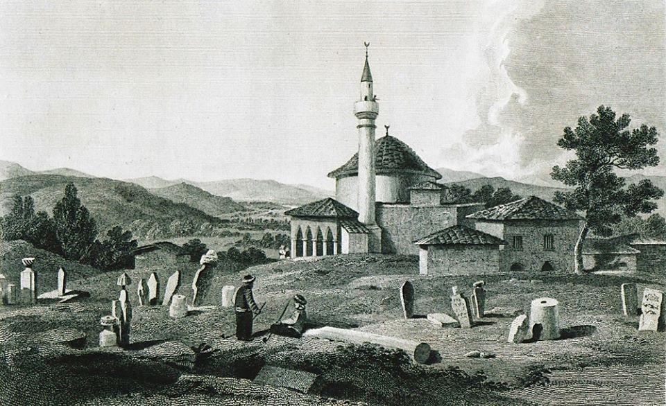 Λιβαδειά, 1810