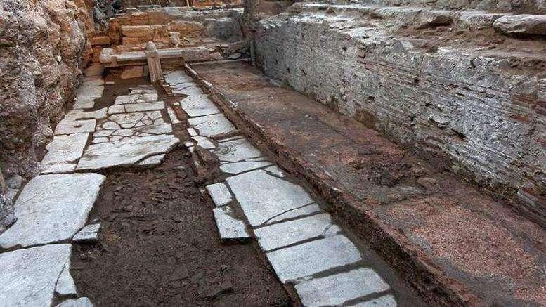 Αρχαιολογικά ευρήματα από το Μετρό της Θεσσαλονίκης (φωτογραφίες)