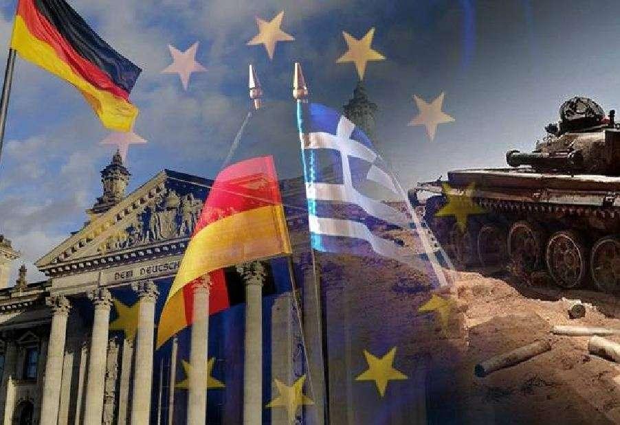 Μυξοκλαίνε οι Έλληνες πολιτικοί, κυβέρνηση και αντιπολίτευση, αντί να είναι εξοργισμένοι,που η Ελλάδα δεν έχει προσκληθεί στη διάσκεψη του Βερολίνου για τη Λιβύη.