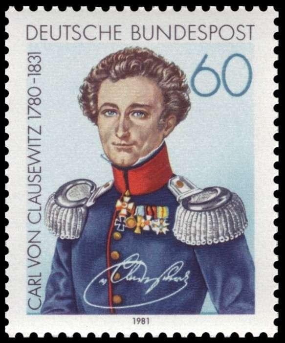 Ο Καρλ Φίλιππ Γκότλιμπ φον Κλάουζεβιτς (Carl Philipp Gottlieb von Clausewitz, 1 Ιουλίου 1780 – 16 Νοεμβρίου 1831) ήταν Πρώσος στρατιωτικός και συγγραφέας περί της θεωρίας και πρακτικής του πολέμου.