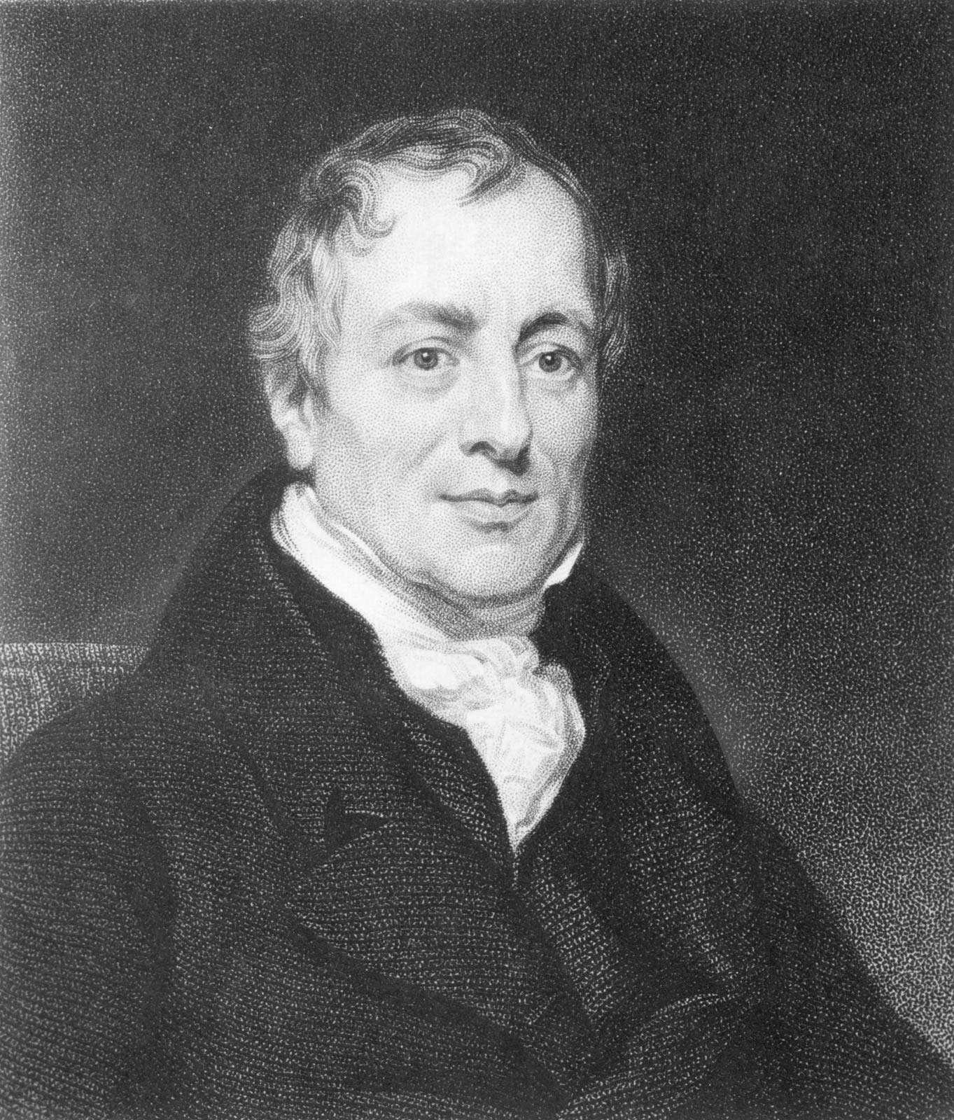 Ο Ντέηβιντ Ρικάρντο (αγγλ. David Ricardo) (18 Απριλίου 1772 – 11 Σεπτεμβρίου 1823).