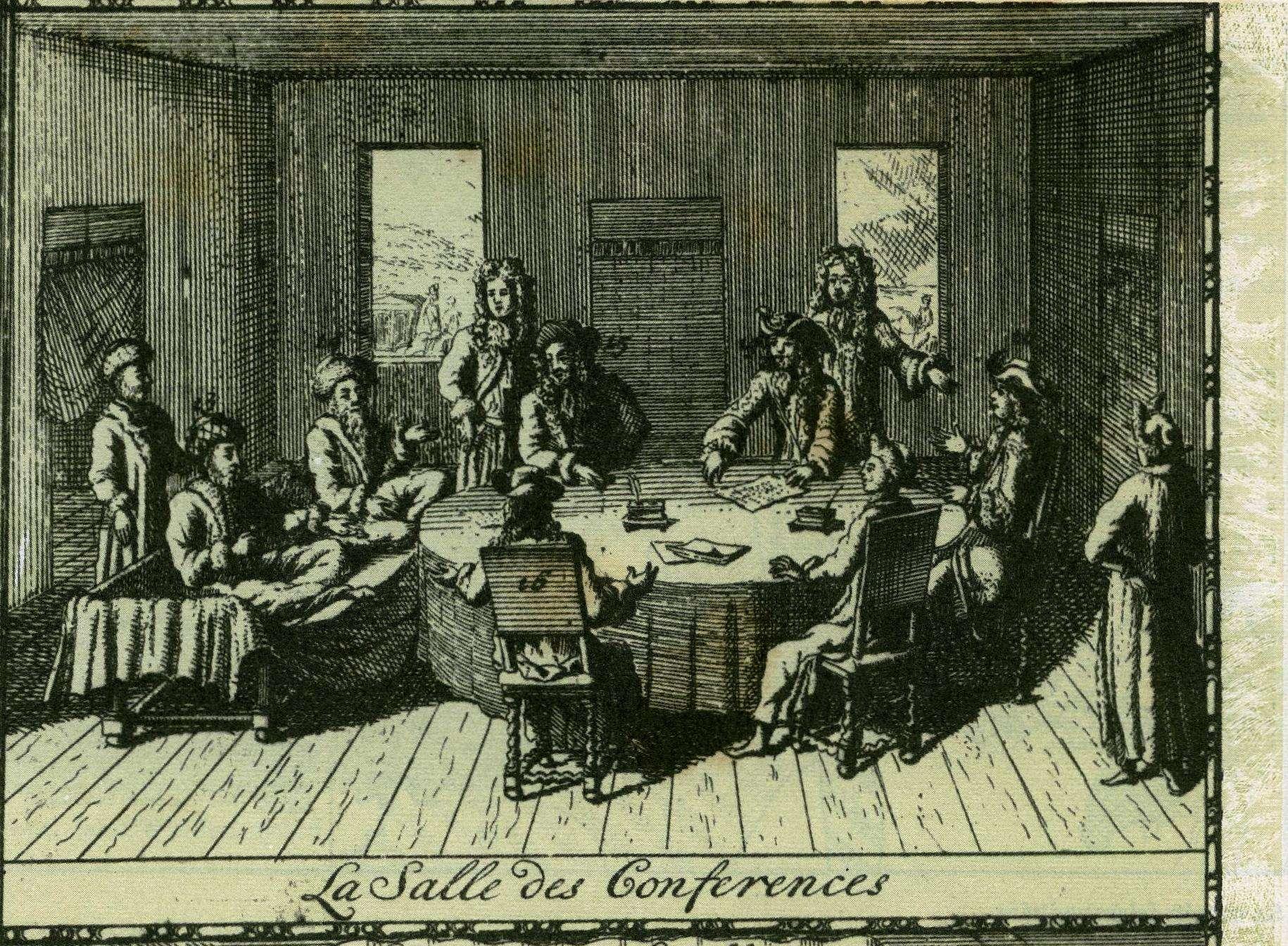 Η Συνθήκη του Κάρλοβιτς ήταν μια διεθνής συνθήκη ειρήνης που υπογράφηκε στις 26 Ιανουαρίου 1699 στο Σρέμσκι Καρλόβτσι (κυριλλικά σερβικά: Сремски Карловци, κροατικά: Srijemski Karlovci, γερμανικά: Karlowitz, τουρκικά: Karlofça, ουγγρικά: Karlóca), μια πόλη στη σημερινή Σερβία. Η συνθήκη τερμάτισε τον αυστροοθωμανικό πόλεμο του 1683-1697 στον οποίο οι Οθωμανοί ηττήθηκαν