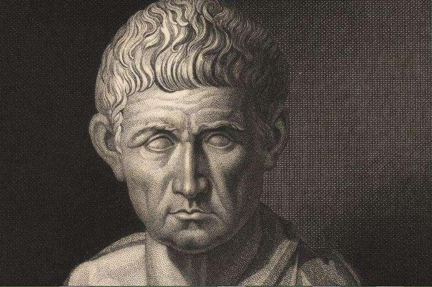 Ο Αριστοτέλης (Αρχαία Στάγειρα, 384 π.Χ. - Αρχαία Χαλκίδα, 322 π.Χ.) ήταν αρχαίος Έλληνας φιλόσοφος και επιστήμονας που γεννήθηκε στα Στάγειρα της Χαλκιδικής, στην Μακεδονία. Σε ηλικία 17 ετών εισέρχεται στην Ακαδημία του Πλάτωνα, στην Αθήνα, όπου παραμένει έως τα 37 του έτη