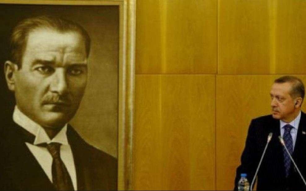 Ο Ερντογάν, ο Κεμάλ και η τύφλωση της Ευρώπης