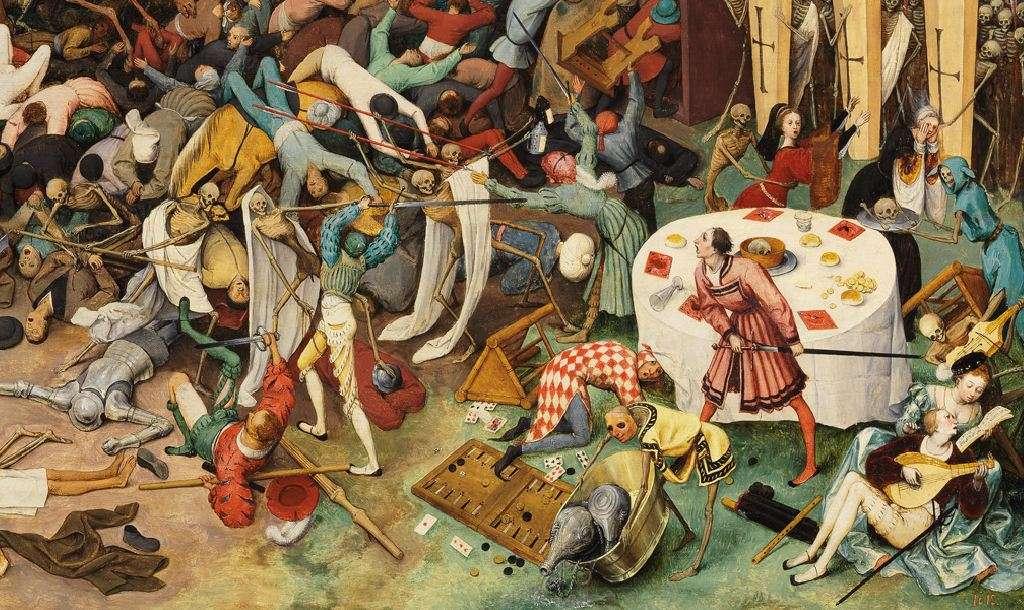 Pieter Brueghel the Elder. Ο θρίαμβος του θανάτου, 1562.