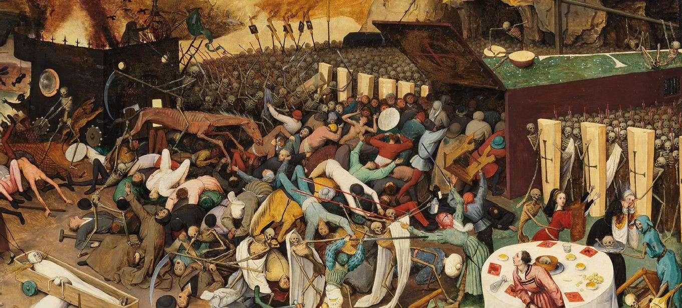 Η πανώλη, έκανε την εμφάνισή της στην Κρήτη το 1810 και το 1812 στην Κωνσταντινούπολη, αφήνοντας πίσω της 70.000 πτώματα.