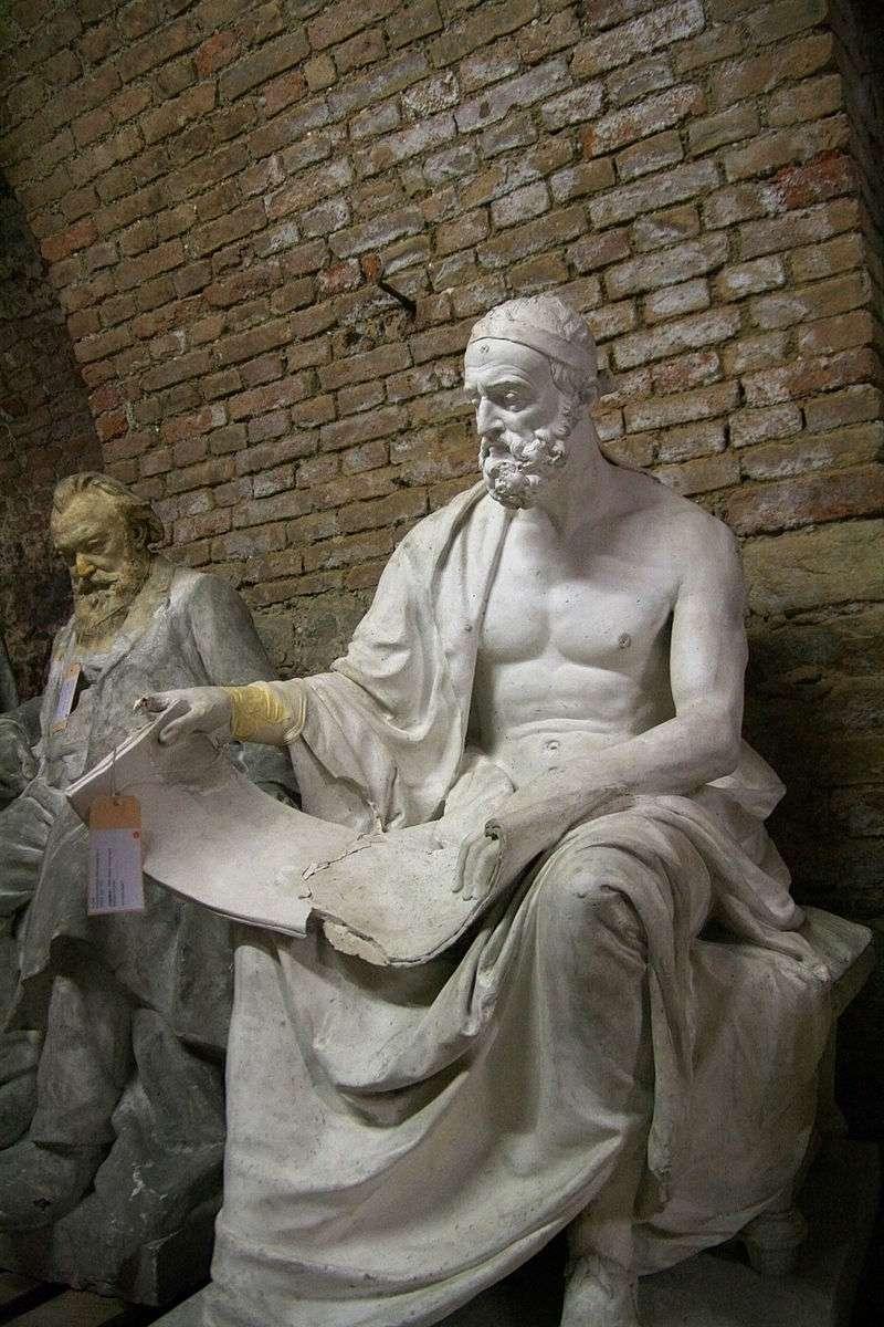 Ο Πολύβιος (202 π.Χ. - 120 π.Χ.)