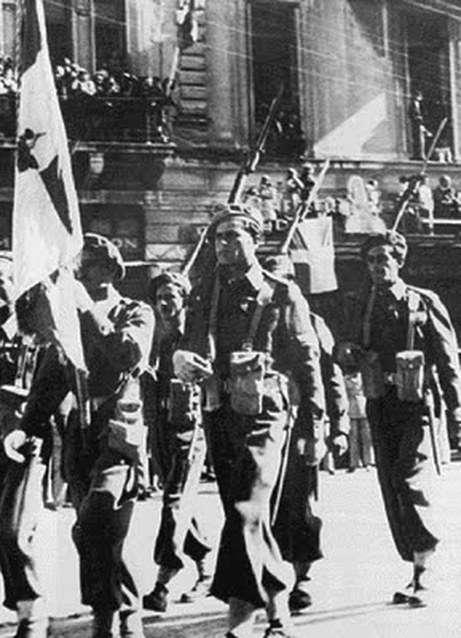 Τις πρωινές ώρες της 21ης Σεπτεμβρίου το ΙΙ Τάγμα Πεζικού εισήλθε στην εγκαταλελειμμένη πόλη όπου υπεγράφη Πρωτόκολλο Παράδοσης του Ρίμινι άνευ όρων στις ελληνικές δυνάμεις.