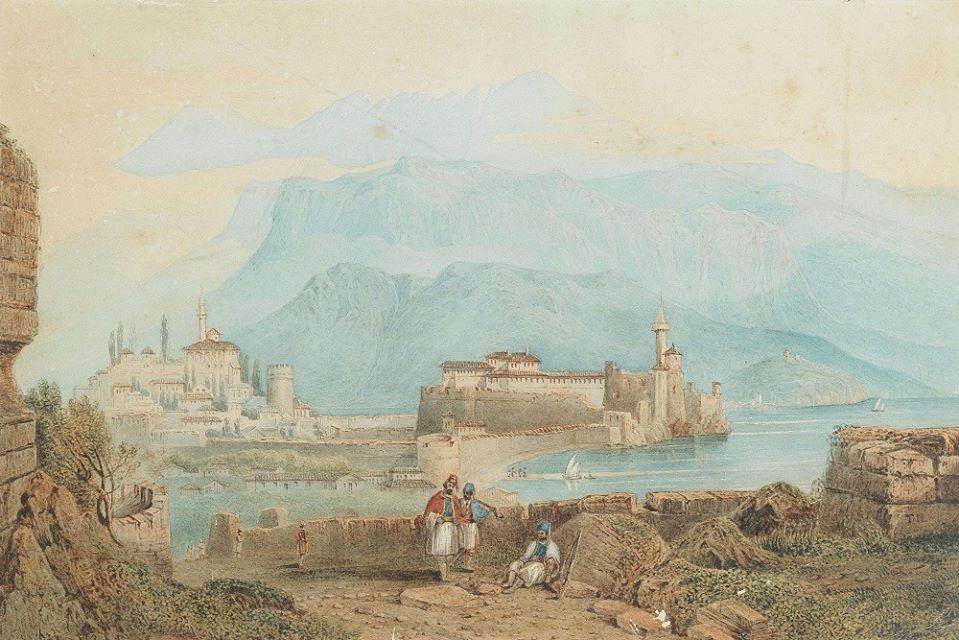 Γιάννενα, 1860.