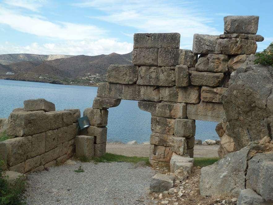 Αλυκή Βοιωτίας. Άγνωστοι αρχαιολογικοί χώροι.