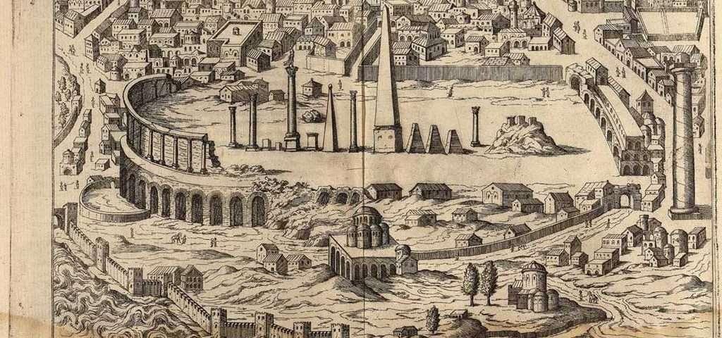 Ο Ιππόδρομος της Κωνσταντινούπολης