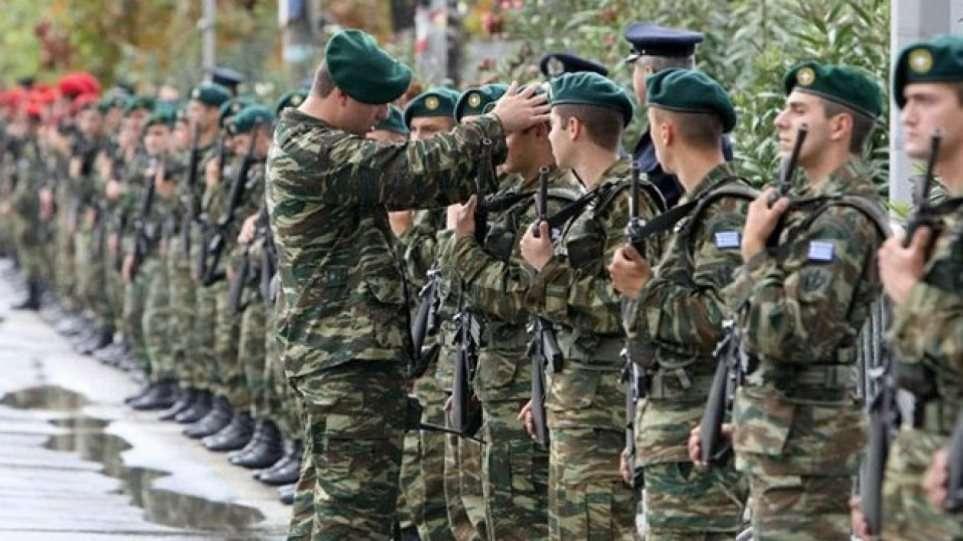 Να αυξήσουμε αμέσως τη θητεία στον Στρατό Ξηράς από 9 σε 12 μήνες και να ενισχύσουμε τον εξοπλισμό του Λιμενικού Σώματος - Ελληνικής Ακτοφυλακής και της Αστυνομίας που σηκώνουν το μεγαλύτερο βάρος.