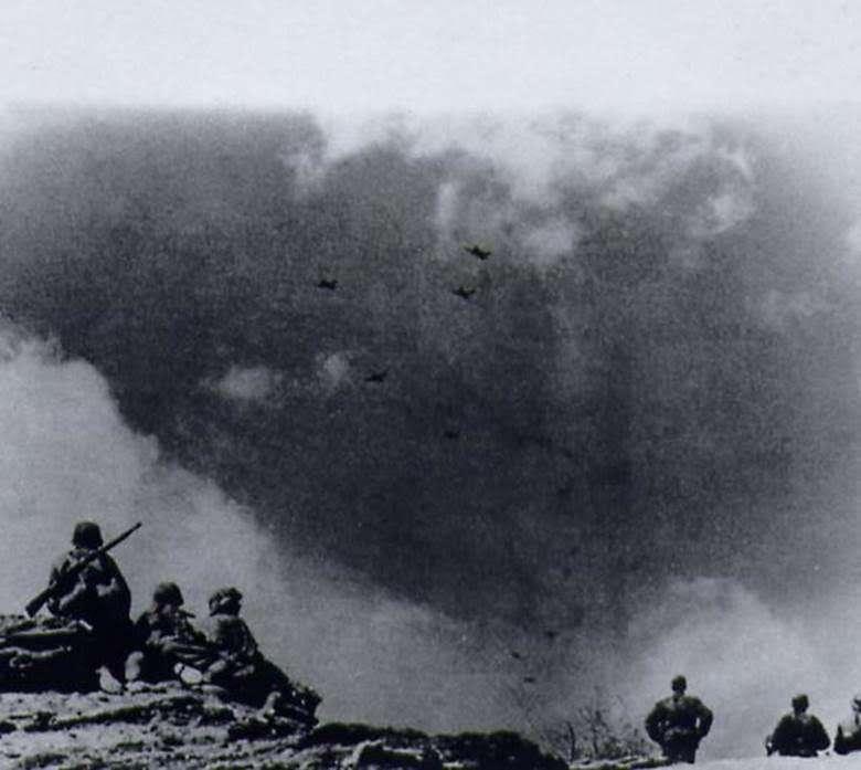 Η γερμανική επίθεση στα ανατολικά του Ρούπελ