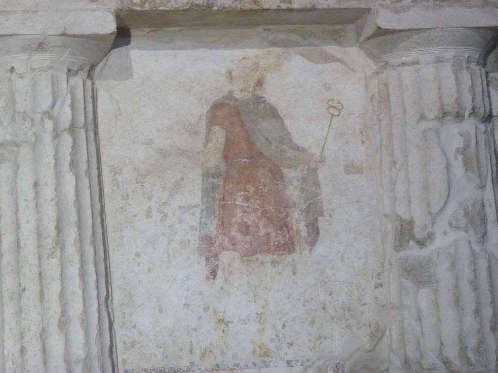Ο τάφος της Κρίσεως.