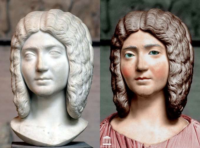 Η Ιουλία Δόμνα (Iulia Domna, 170 - 217)