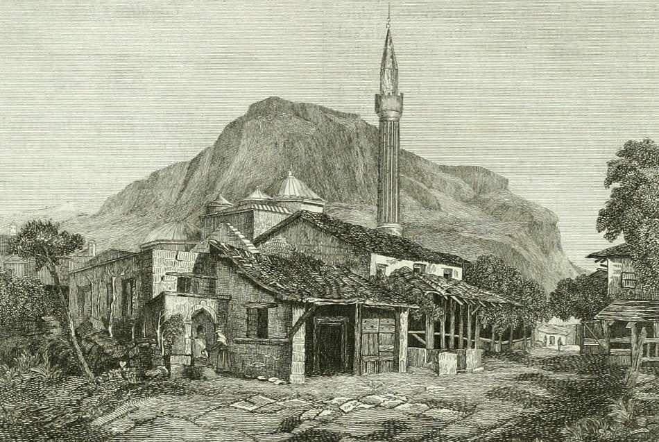 Η Κόρινθος επί τουρκοκρατίας. 19ος αιώνας.