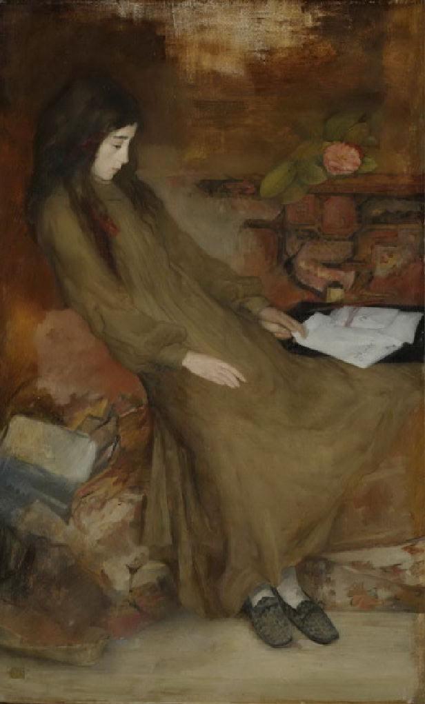 Πίνακας: Ιωάννης Ζαχαρίας.
