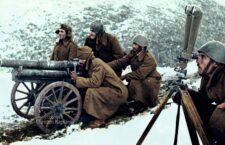 Ελληνοϊταλικός πόλεμος, Κορυτσά. Νοέμβριος 1940.