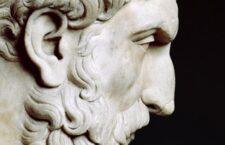 Ο Επίκουρος του Νεοκλέους ο Γαργήττιος (Σάμος, 341 π.Χ. – Αθήνα, 270 π.Χ.) ήταν αρχαίος Έλληνας φιλόσοφος. Ίδρυσε δική του φιλοσοφική σχολή, τον Κήπο του Επίκουρου, η οποία θεωρείται από τις πιο γνωστές σχολές της ελληνικής φιλοσοφίας.