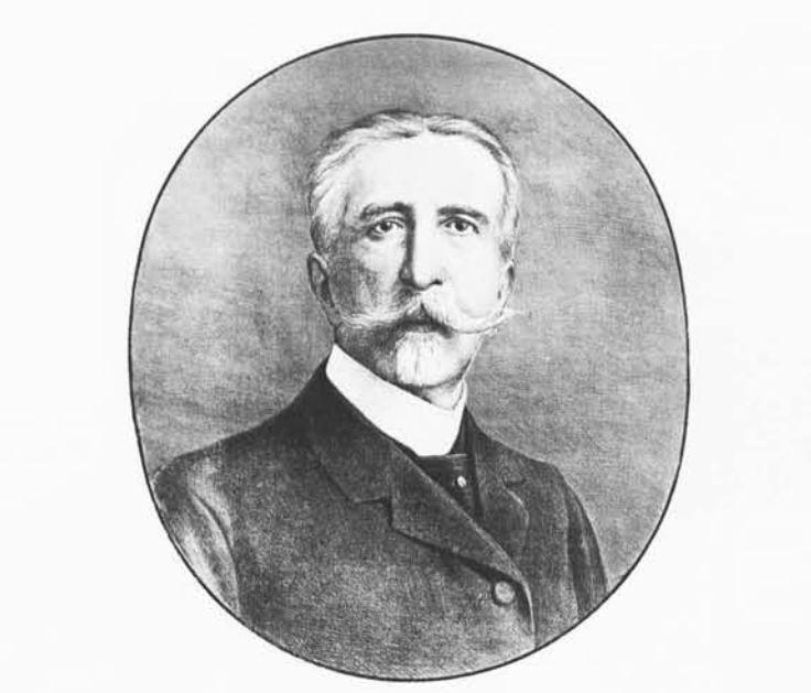 Ο Γεώργιος Ν. Α. Θεοτόκης (Κέρκυρα 1844 – Αθήνα 1916). ΕΛΙΑ.
