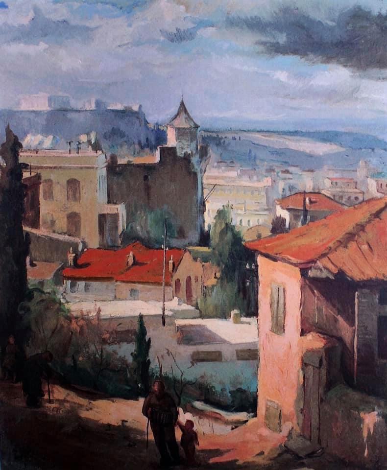 Κώστας Μαλάμος (1913 – 2007).