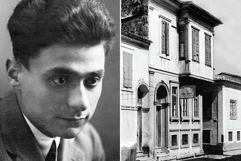 Ο Ηλίας Βενέζης (πραγματικό όνομα: Ηλίας Μέλλος, Αϊβαλί, 4 Μαρτίου 1904 - Αθήνα, 3 Αυγούστου 1973) ήταν Έλληνας λογοτέχνης, μέλος της Ακαδημίας Αθηνών.
