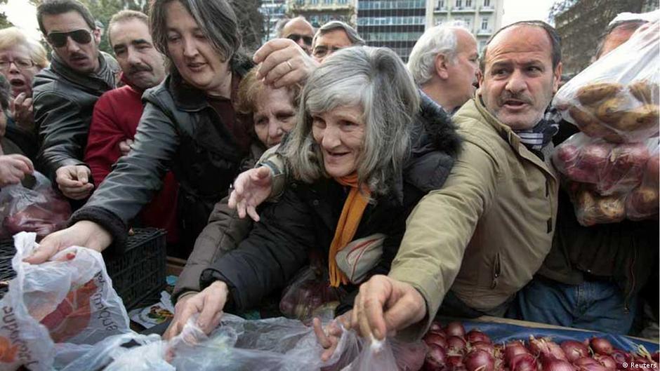 Αν ο Ελληνισμός θέλει να επιβιώσει ωε διακεκριμένη ταυτότητα, το πρώτο που θα έπρεπε να κάνει θα ήταν να παράγει όσα τρώει.