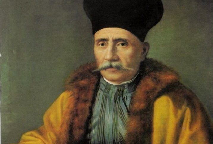 Ο Ιωάννης Παπαδιαμαντόπουλος εκ Πατρών, εξέχων μέλος της Φιλικής Εταιρείας, ήτο εις εκ των εκτελεστικών επιτρόπων των διαπιστευθέντων την Διοίκησιν της Δυτικής Ελλάδας.