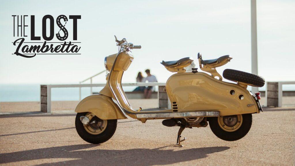 Επιστημονικά η σφήκα λέγεται Vespa! Την εκπληκτική αυτή ιδέα υιοθέτησε και μια άλλη ιταλική εταιρία που δημιούργησε το θρυλικό σκούτερ Lambretta.