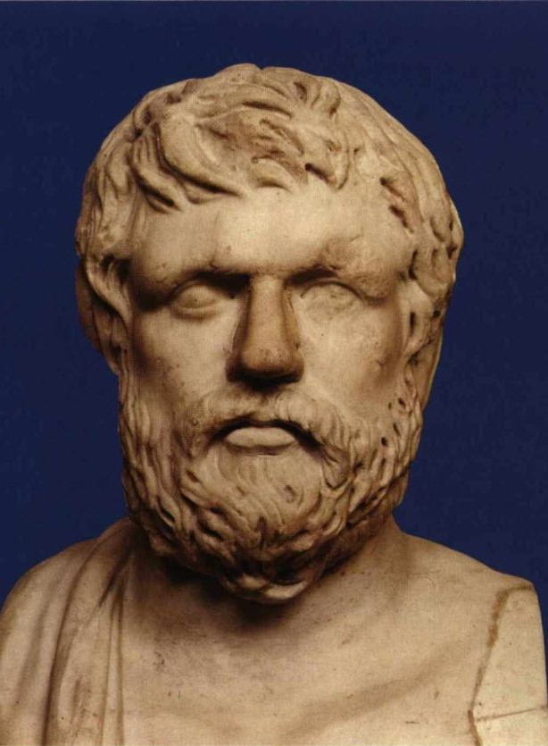 Ξενοφών ο Αθηναίος (Αθήνα, μεταξύ 430 και 425 - Κόρινθος, μετά το 355 π.Χ.). Ιστορικός συγγραφέας και σωκρατικός φιλόσοφος.