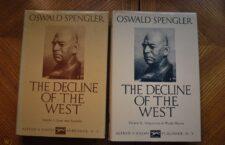 Ο Όσβαλντ Σπένγκλερ (Oswald Spengler, Blankenburg am Harz, 29 Μαΐου 1880 - Μόναχο, 8 Μαΐου 1936) ήταν Γερμανός ιστορικός και φιλόσοφος