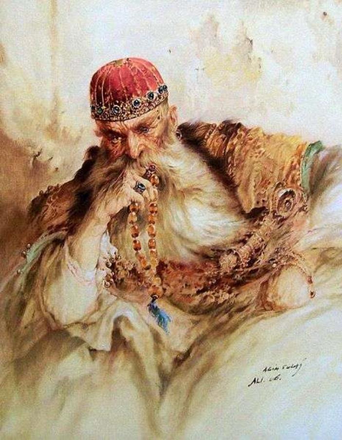 Ο Αλή Πασάς Τεπελενλής (1740-1922)