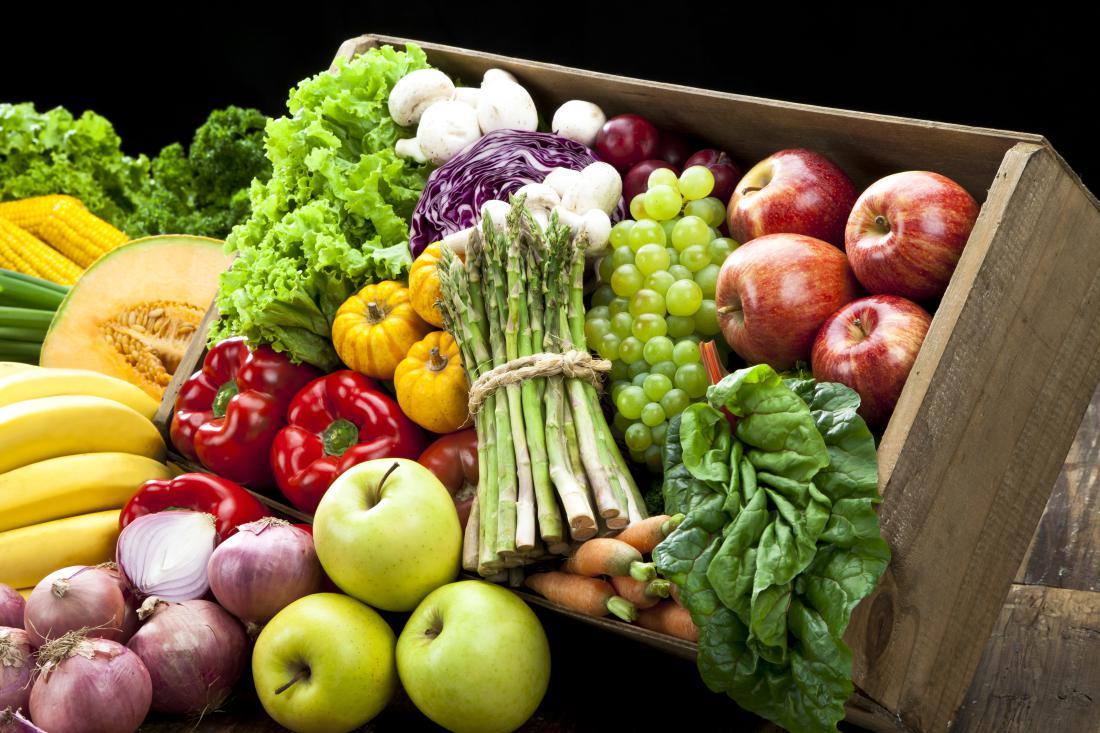 Καταναλώνουμε φρούτα και λαχανικά που ωριμάζουν κανονικά στην εποχή τους· είναι πιο φτηνά, πιο υγιεινά αλλά και περιβαλλοντικά καλύτερα.